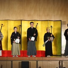 文化庁・文化芸術による子供育成総合事業(巡回公演事業)「三味線ナビ♪聴いて納得、見て楽しい、三味線ワールド~」