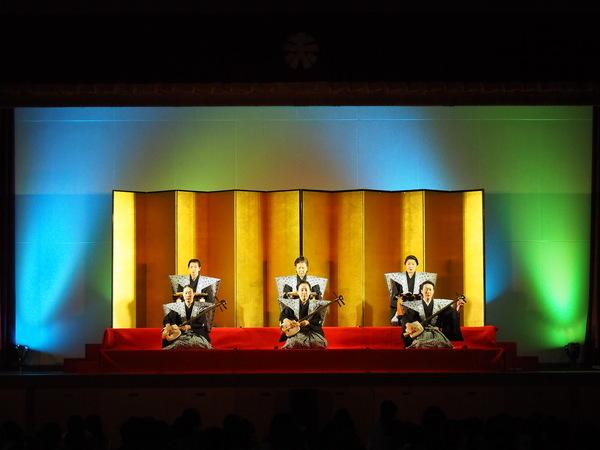 文化庁・文化芸術による子供育成総合事業(巡回公演事業)「語ってみよう!義太夫節!」