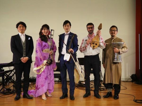 YCC de 伝統芸能 ~にっぽんの音楽篇~ のぞいてみよう!胡弓の世界