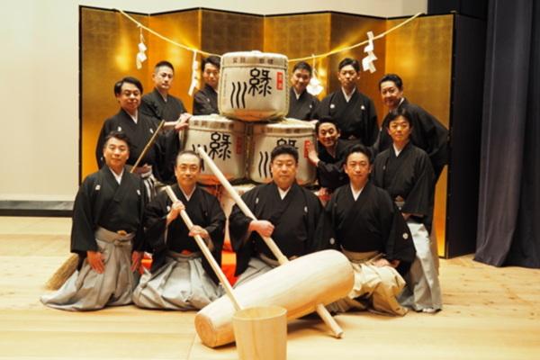 日本舞踊家集団 弧の会《コノカイズム》魚沼公演